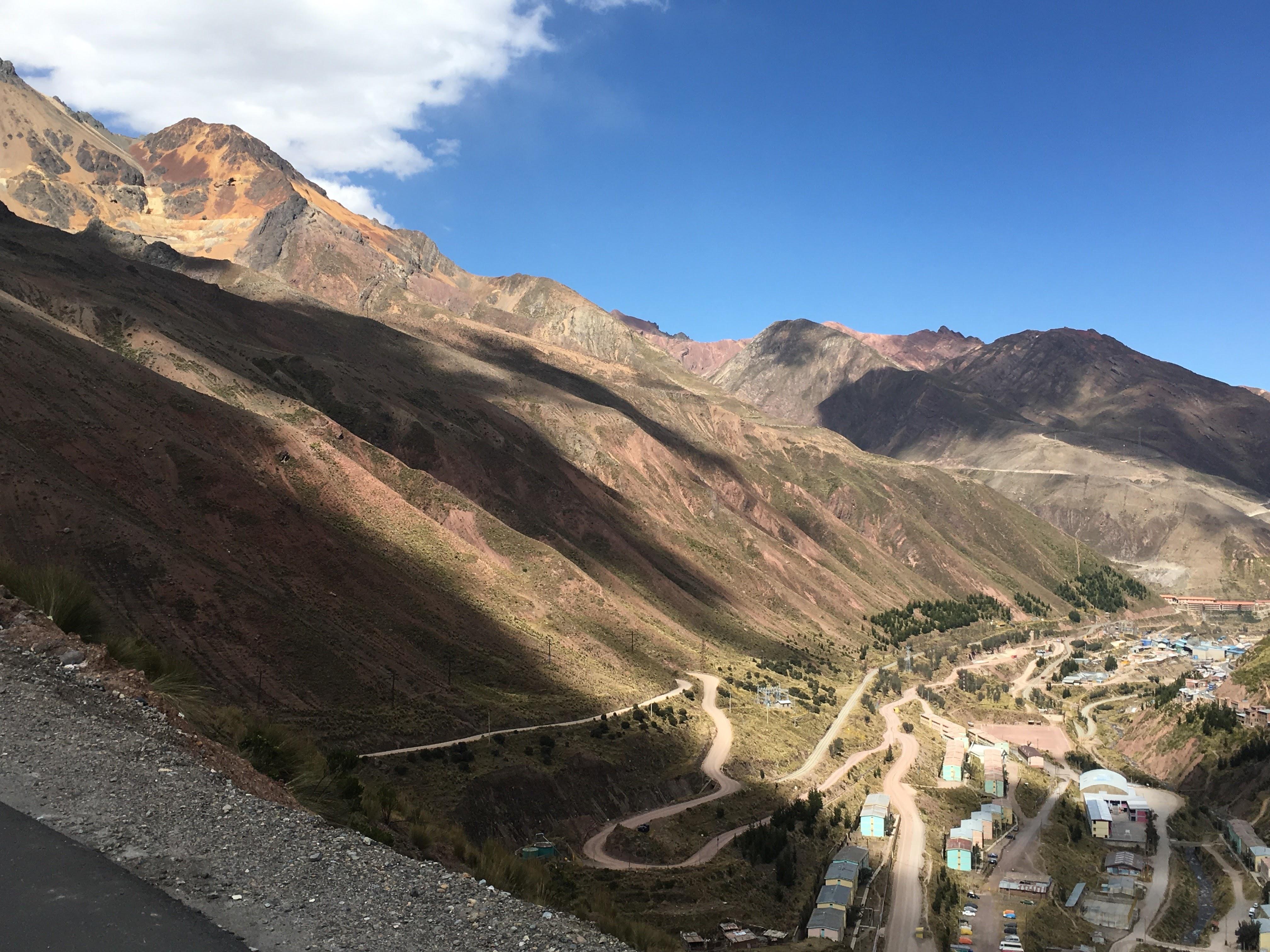 Mining Peru