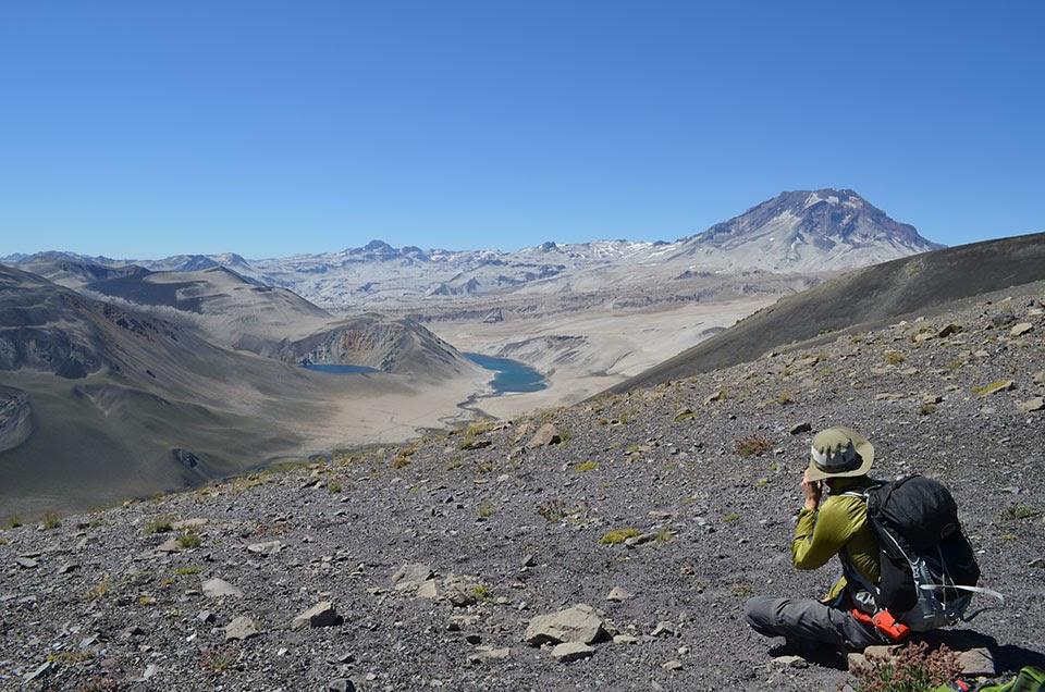 Quizapu Volcano