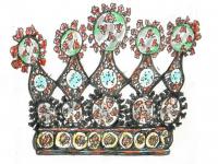 coronavirus crown