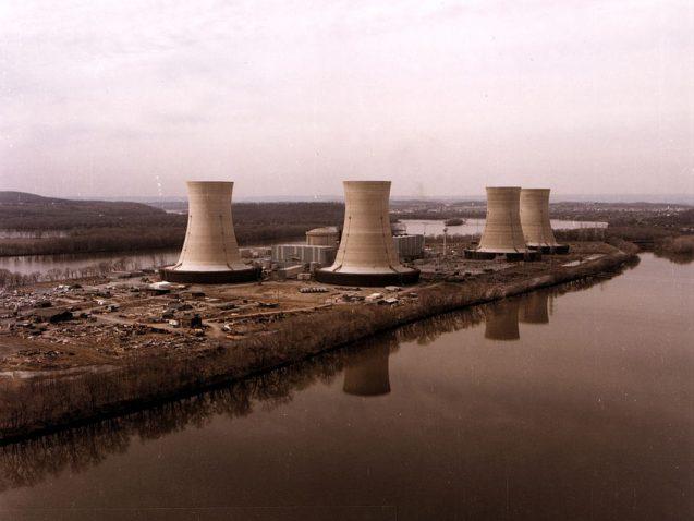 three mile island nuclear power plant