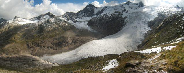 Schlatenkees Glacier