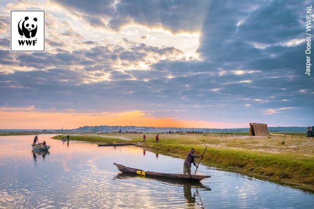 The Kafue Flats, Zambia