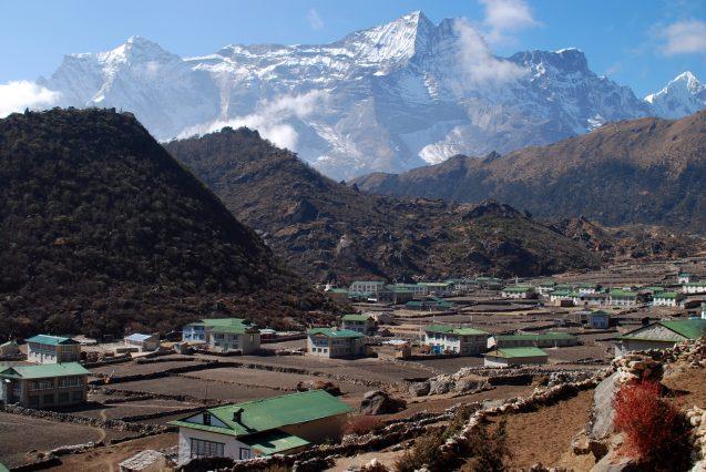 khumjung village nepal