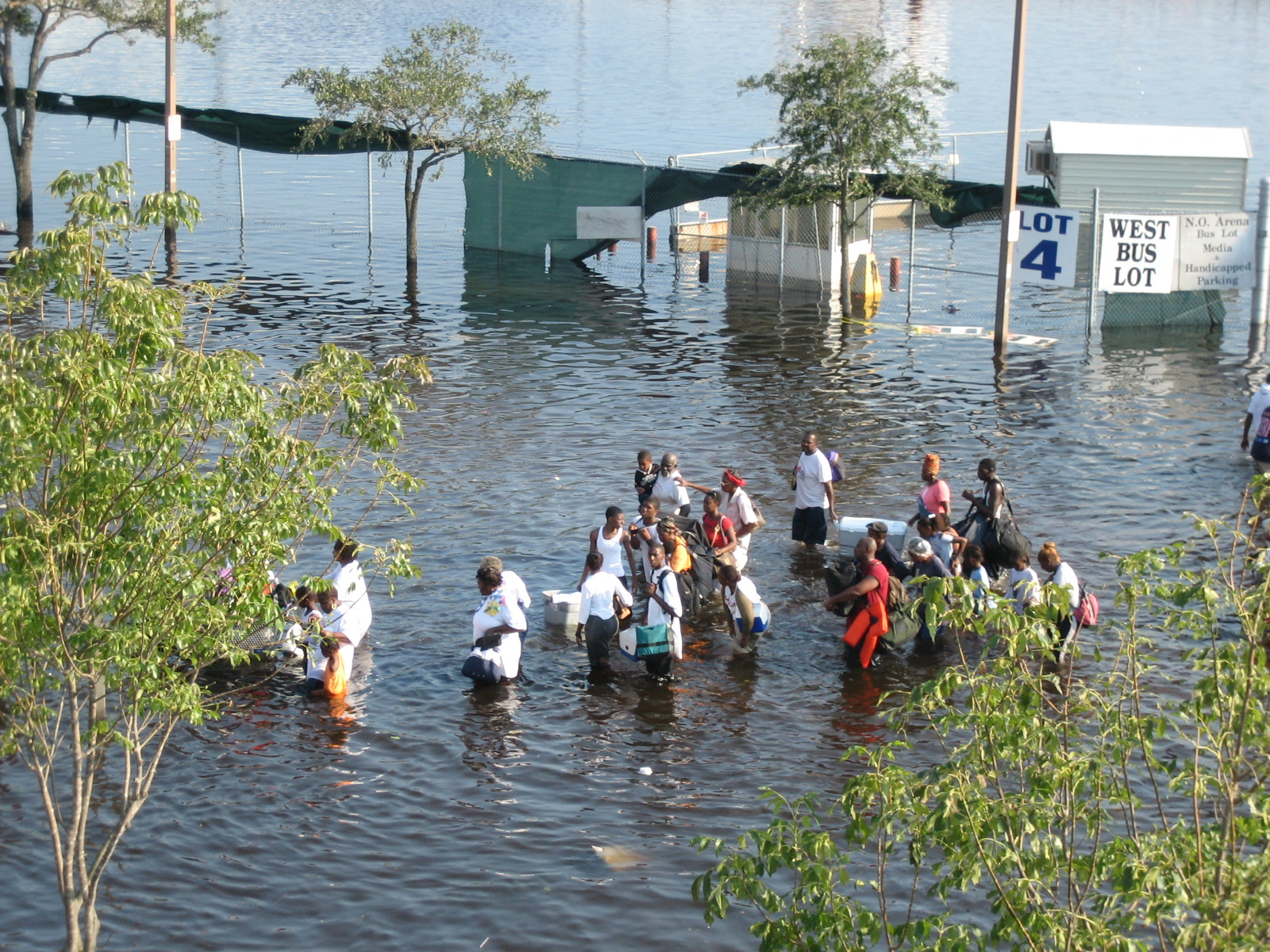 Why Climate Change Is An Environmental Justice Issue