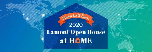 lamont open house at home logo