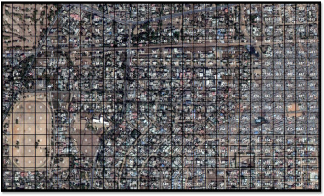 population grid