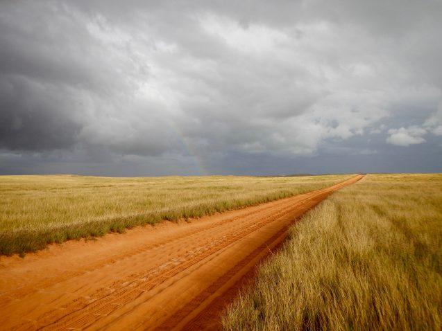 CapeRangeRd_Sandstrom - Robert Michael Sandstrom