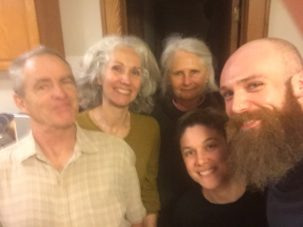 Elisabeth y su familia